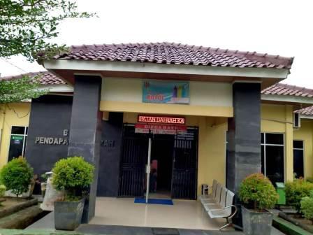 kantor badan pendapatan daerah kabupaten way kanan
