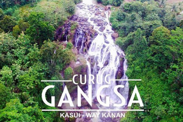 Curug Gangsa