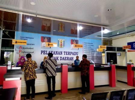 pelayanan terpadu pajak daerah